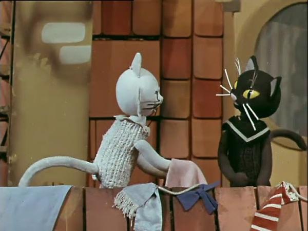 Маленькие недоразумения | Советский кукольный мультфильм