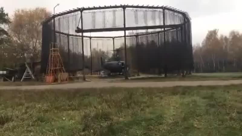 Испытания вертолёта системы Камова