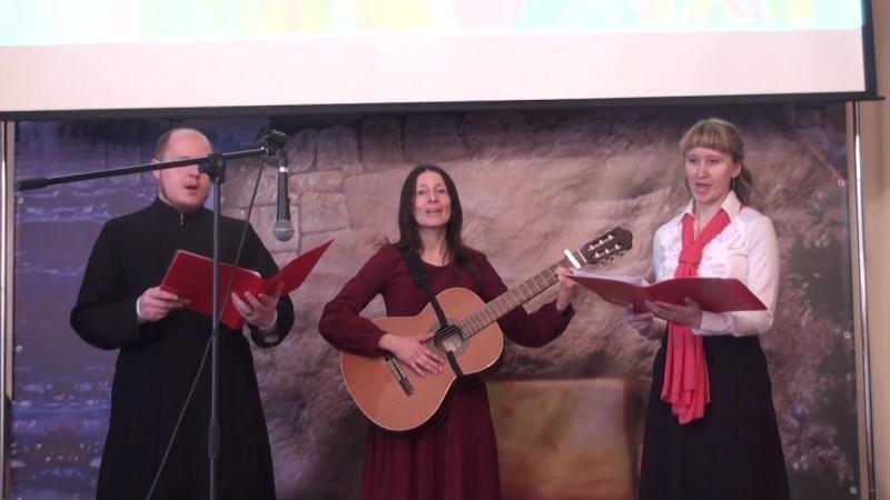 выступление хора КаЗПДС на день жён-мироносиц