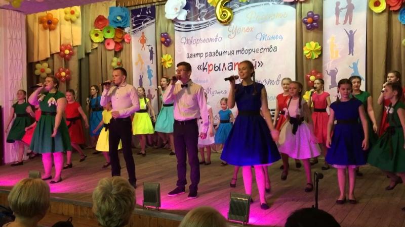 Комарово - Образцовый коллектив вокальный ансамбль «Карнавал»