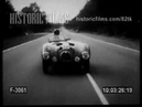 LEMANS 2500 MILE ROAD RACE - 1953
