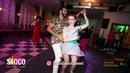Samuel Funflow and Diana Mironidis Salsa Dancing at Belarusian Salsa Festival 2018, Fri 28.09.2018