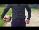 Футбольный мяч _ ЕХперименты с Антоном Войцеховским