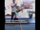 Мария Барбара Агилар- мексиканская гимнастка с СД, многократная медалистка Всемирных Игр и чемпионатов мира