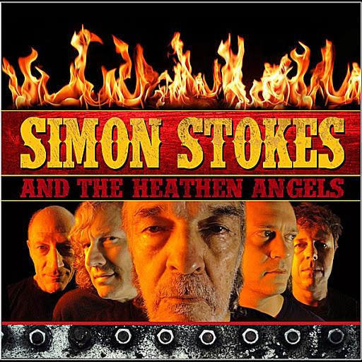 Simon Stokes альбом Simon Stokes & The Heathen Angels
