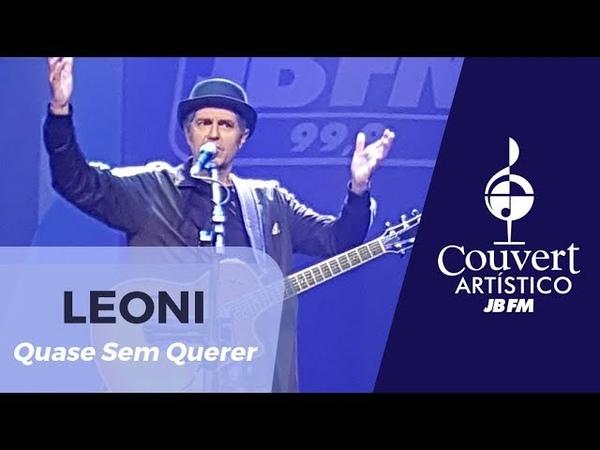 Leoni Quase sem Querer Couvert Artístico JBFM
