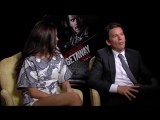 Getaway Selena Gomez &amp Ethan Hawke Official Interview