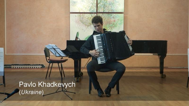 Ukrainian Bayan Accordion Day Kyiv 2016 24 Pavlo Khadkevych Павло Хадкевич акордеон аккордеон