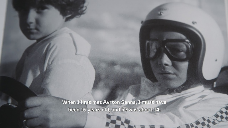 Flying Colours the story of the most recognisable helmet design in motorsport