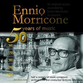 Ennio Morricone альбом 50 Years of Music