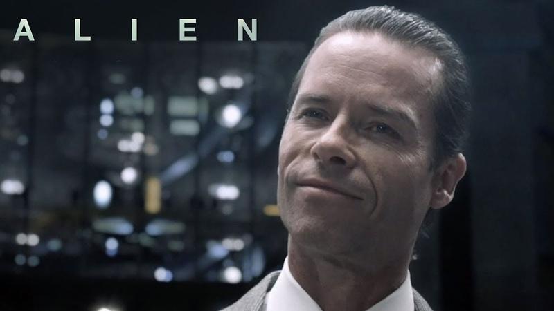 Prometheus | Young Peter Weyland TED Talk | ALIEN ANTHOLOGY