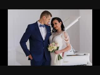 Олег и Анастасия слайд шоу