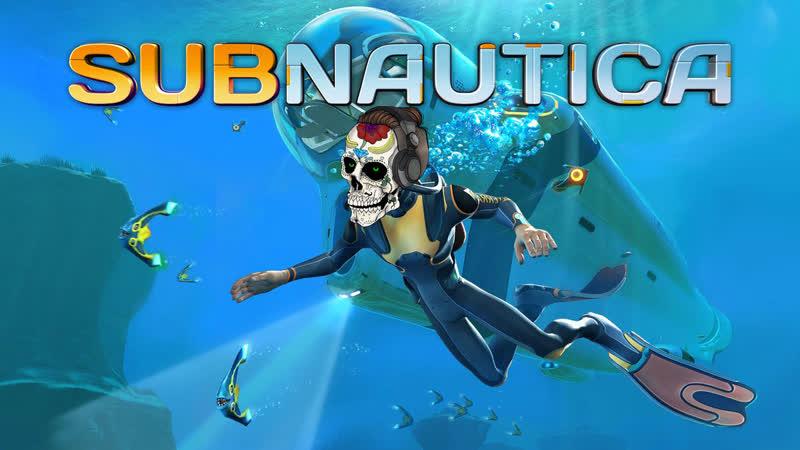 Межгалактический отпуск на океане Subnautica
