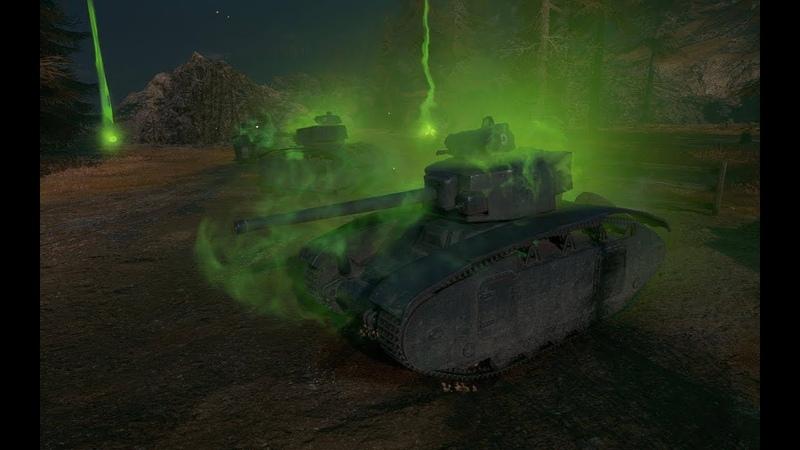 LIVE by Nazar90 EBOY и World of Tanks Хэллоуин: добро пожаловать на Тёмный фронт!