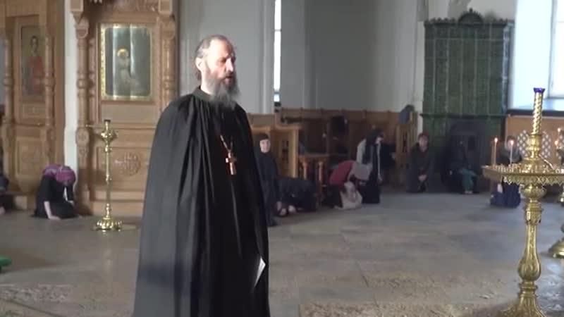 Валаамский монастырь_ Да исправится молитва моя