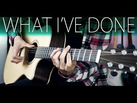 Linkin Park - What i've done (OST Transformers) ⎪Fingerstyle guitar cover
