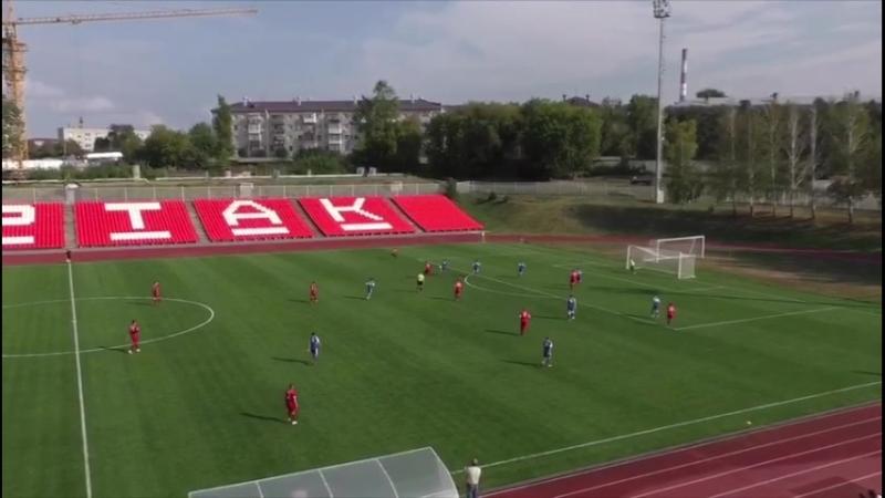 ФК Спартак - Ибреси 6:0.гол Лехана