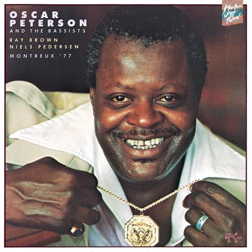 Oscar Peterson альбом Montreux '77
