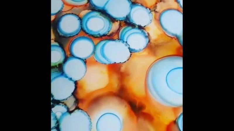 Алкогольные картины Юлии Солнце