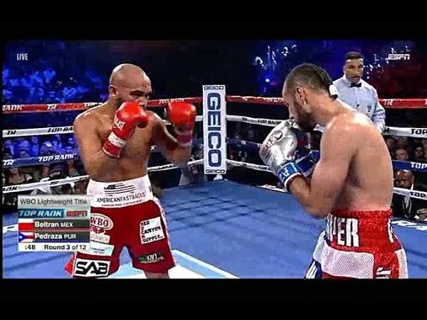 Ray Beltran vs Jose Pedraza Full Fight HD 25 8 2018