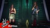 Эвелина Пилара vs vs Николина Галиаду - New Rules (Dua Lipa cover)