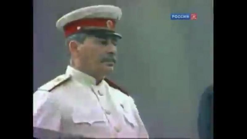 Марш Москва майская 1945 г Первомайс mp4