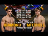The Ultimate Fighter 27 — FINALE Tyler Diamond vs. Bryce Mitchell