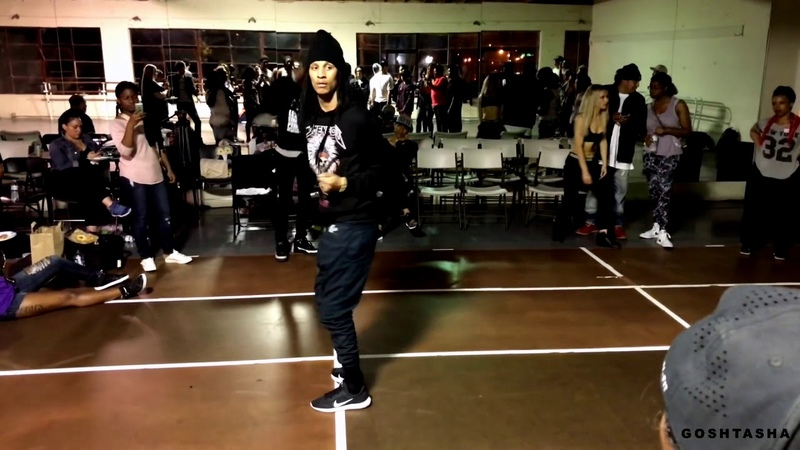 Laurent (Les Twins) - Drop the Lime - Shake Baby Shake (CLEAR AUDIO)