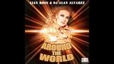 Lian Ross &amp DJ Alan Alvarez - Around (Radio Edit)