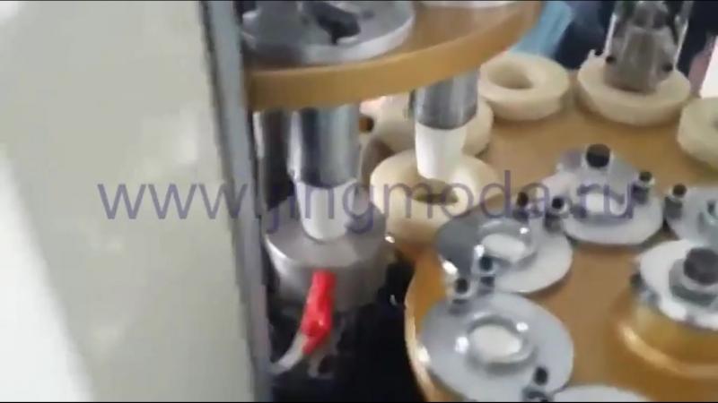 Машина для бумажных стаканчиков, видео, 100мл - JMD-120L