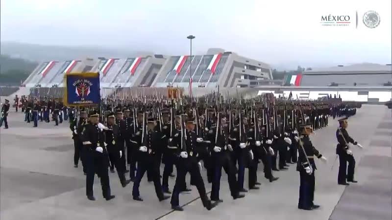 Himno y marcha del Heroico Colegio Militar.