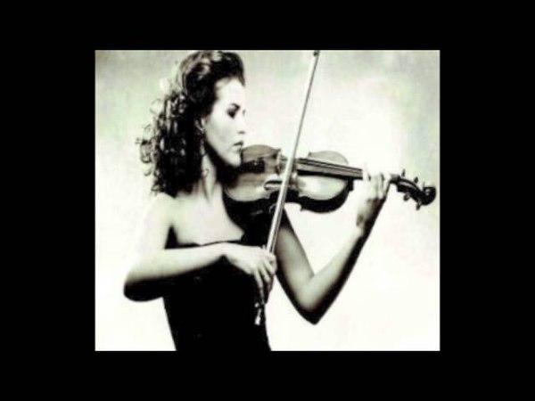 Brahms Violin Concerto (Anne-Sophie Mutter – Karajan)