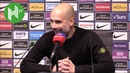 Manchester City 3-1 Everton | Pep Guardiola delighted for Raheem Sterling after 'tough week'