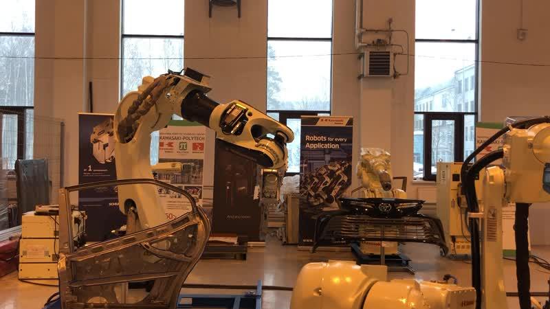 Политехнический университет Петра Великого отмечает 120 лет высокотехнологичной выставкой