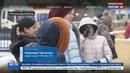 Новости на Россия 24 Ураган и мокрый снег лишили юг России электричества