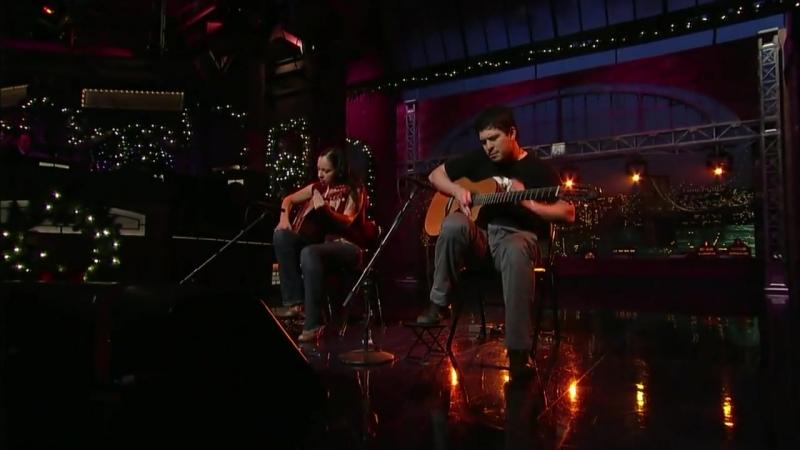 Rodrigo y Gabriela Live HD