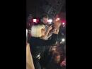 Nicki Minaj - Chun-Li в клубе Highline Ballroom .