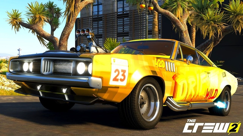 THE CREW 2 GOLD EDiTiON (TUNiNG) DODGE CHARGER R/T HEMI 392 PART 569 ...