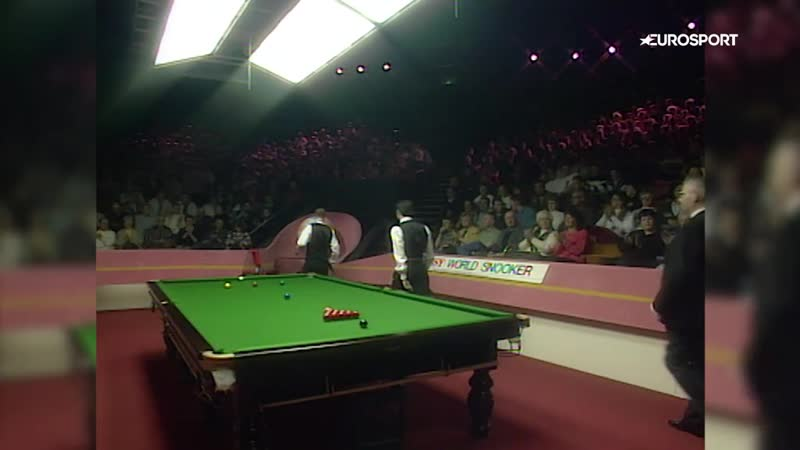 The Greatest 147 Ronnie's record effort from 1997