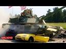 🔥 Танки M1A2 Abrams на соревнованиях Tank Challenge 2018 в Германии