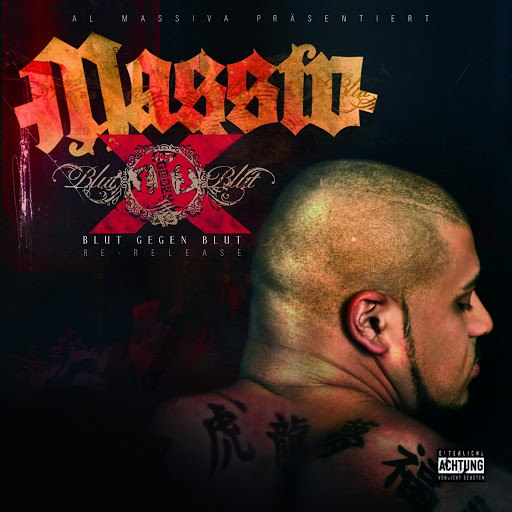 massiv альбом Blut gegen Blut (Re-Release) X