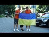 Прогулка Шахтера по Киеву перед дерби с Олимпиком