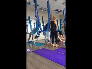 Мастер-класс для инструкторов йоги - прямо сейчас в нашей студии :)