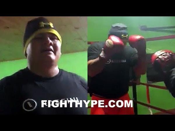 🎬Толстячок Маркос Майдана принял решение вернуться на ринг 🥊