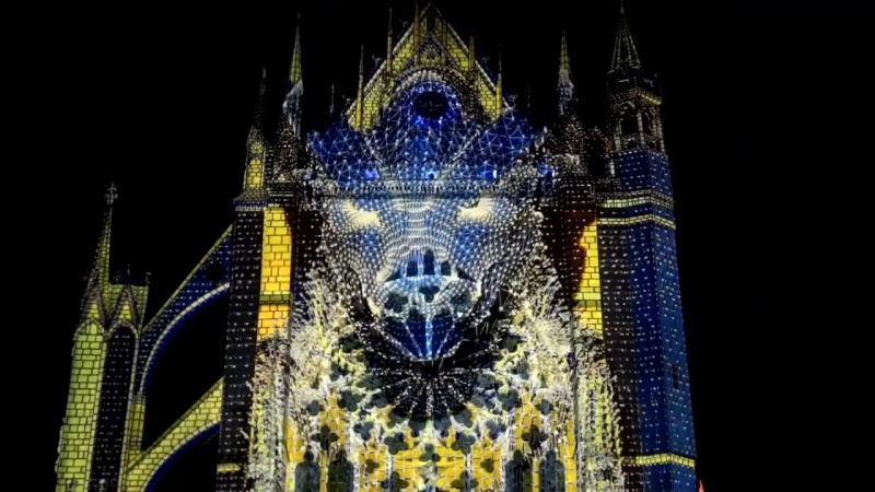 France (Cathédrale Saint Etienne Metz)
