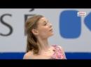 World Championships 2018. Ladies - SP. Laurine LECAVELIER