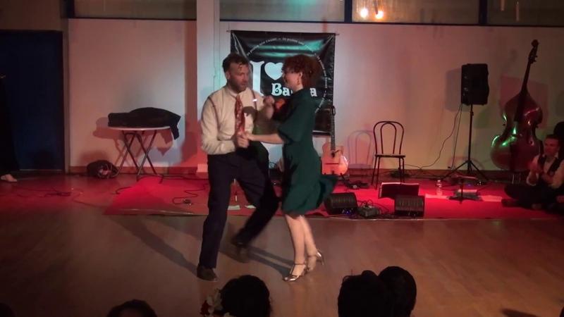 Tiny Balboa Grenoble 2018 : Olga Andreas
