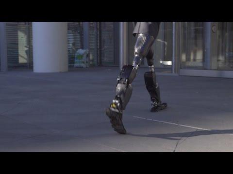 Hugh Herr, l'homme « bionique » - FUTUREMAG - ARTE
