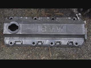 Реставрация старой клапанной крышки от BMW E30