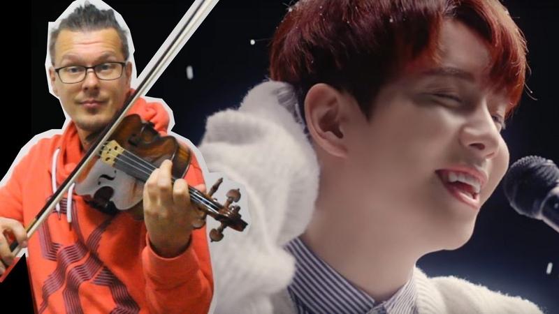 박경 (Park Kyung) - 너 앞에서 나는 (When Im with you) - VIOLIN VERSION (바이올린)